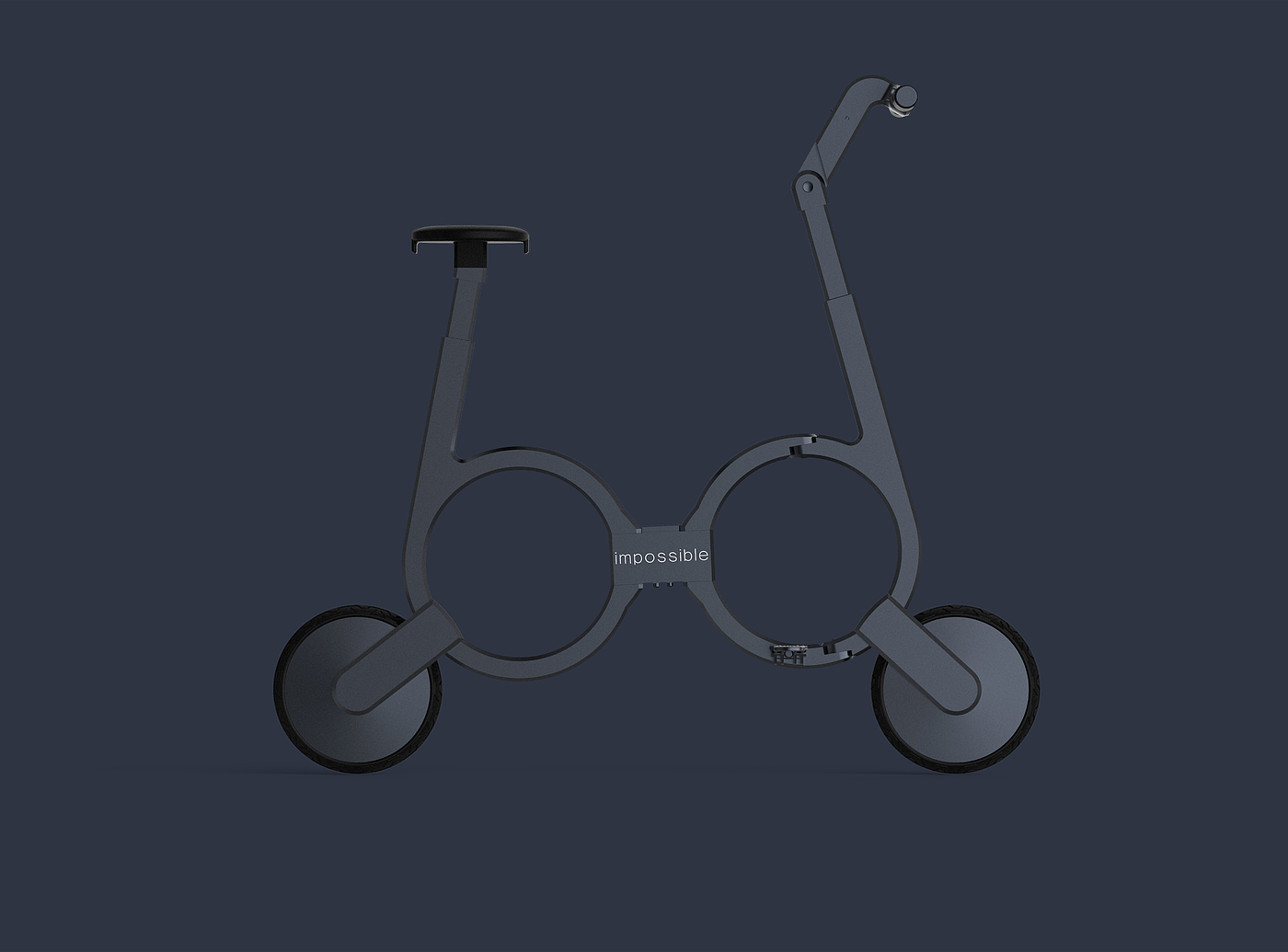 IMPOSSIBLE BIKE-品向网